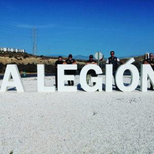 100 años de Legión. No podíamos faltar a la cita