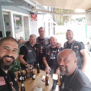 Más encuentros con el Tercio Sur en Málaga