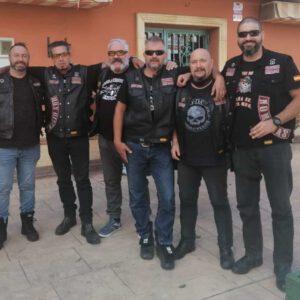 Llegamos a Granada, y más miembros nos reciben en su cuidad